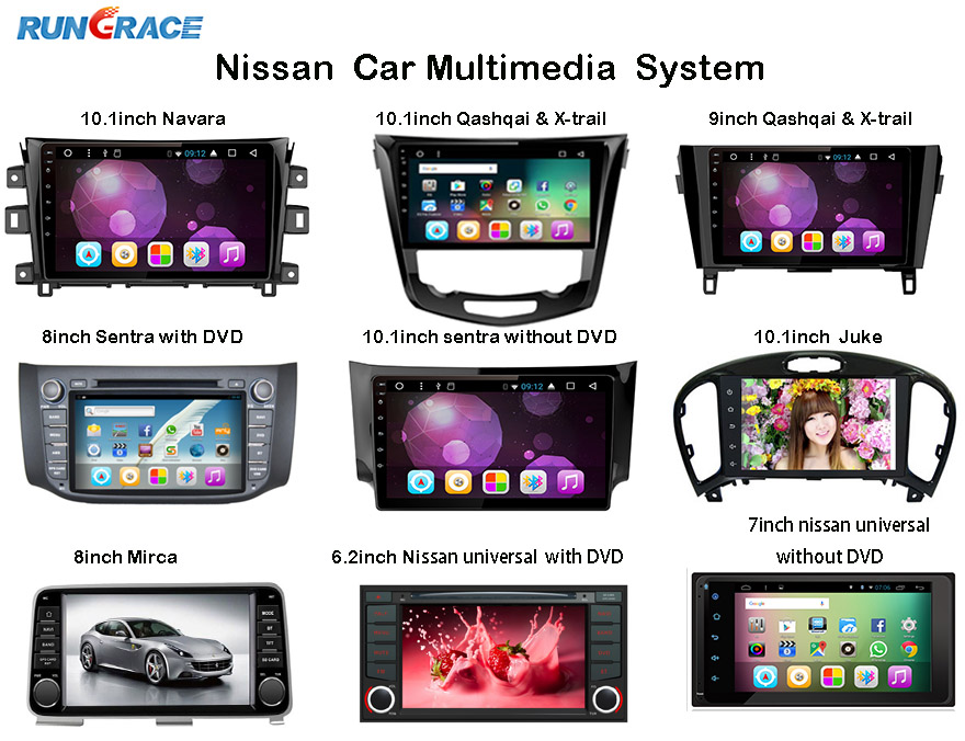 10.1inch Android8.1 Car multimedia System for Nissan Sentra RL-316AGN12(witout 3G version)